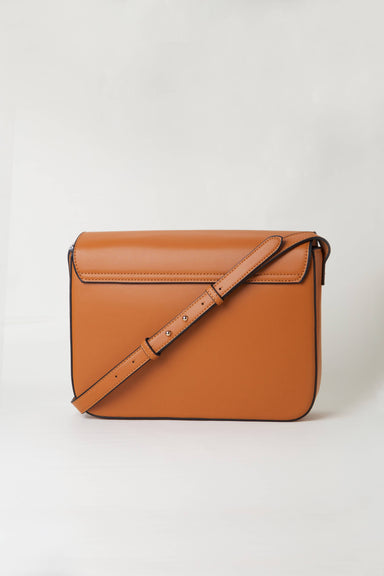 Carol Bag in Cognac - Handbags - Carlie - Naiise