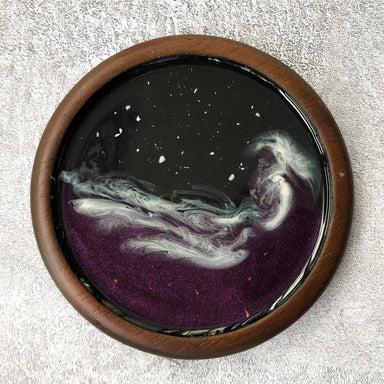 Nautical Twilight Resin Coaster - Coasters - Coxo Vanessa - Naiise