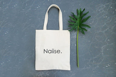 A Little Something Naiise Tote Bag - Naiise