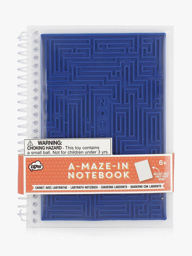 A-Maze-In Notebook - Notebooks - NPW - Naiise