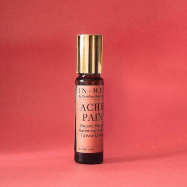 Aches and Pains-Aromatheraphy Oil Roll-On - Essential Oil Roll-Ons - IN-HEAL - Naiise