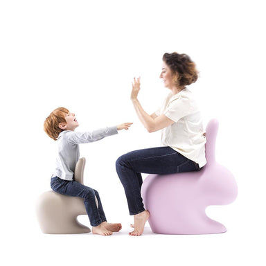 Adult Rabbit Chair (Pre-Order) - Seating - Qeeboo - Naiise