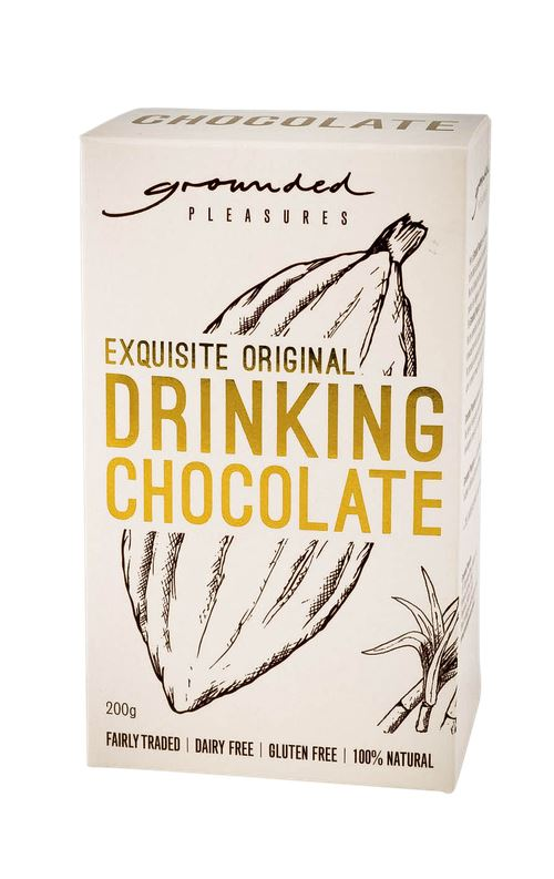 African Red Drinking Chocolate (200g) Chocolate Drinks Grounded Pleasures