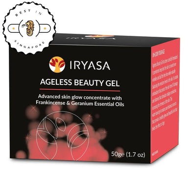 Ageless Beauty Gel - Face Moisturisers - Iryasa - Naiise