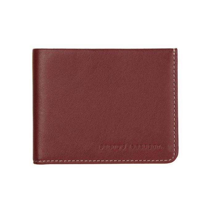 Alfred Wallet Men's Wallets Status Anxiety