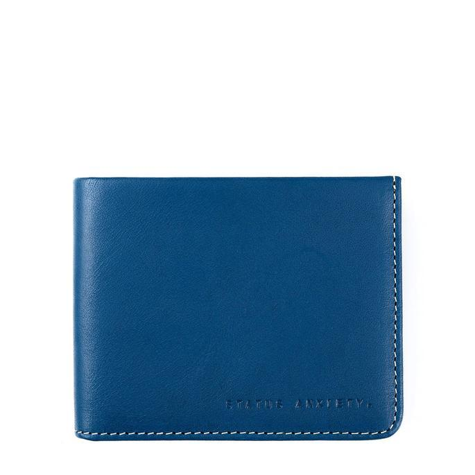 Alfred Wallet Men's Wallets Status Anxiety Blue