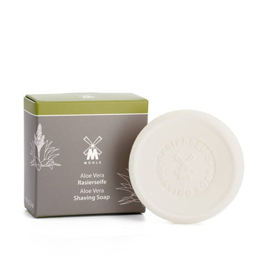 Aloe Vera Shaving Soap - Shaving Accessories - MÜHLE Singapore - Naiise