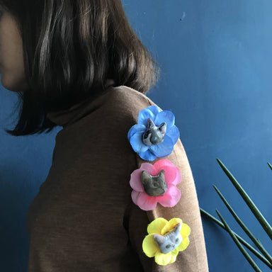 Aloha Brooch Set - Brooches - By Moumi - Naiise