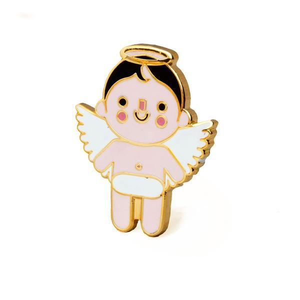 ANGEL BABY PIN Pins These Are Things