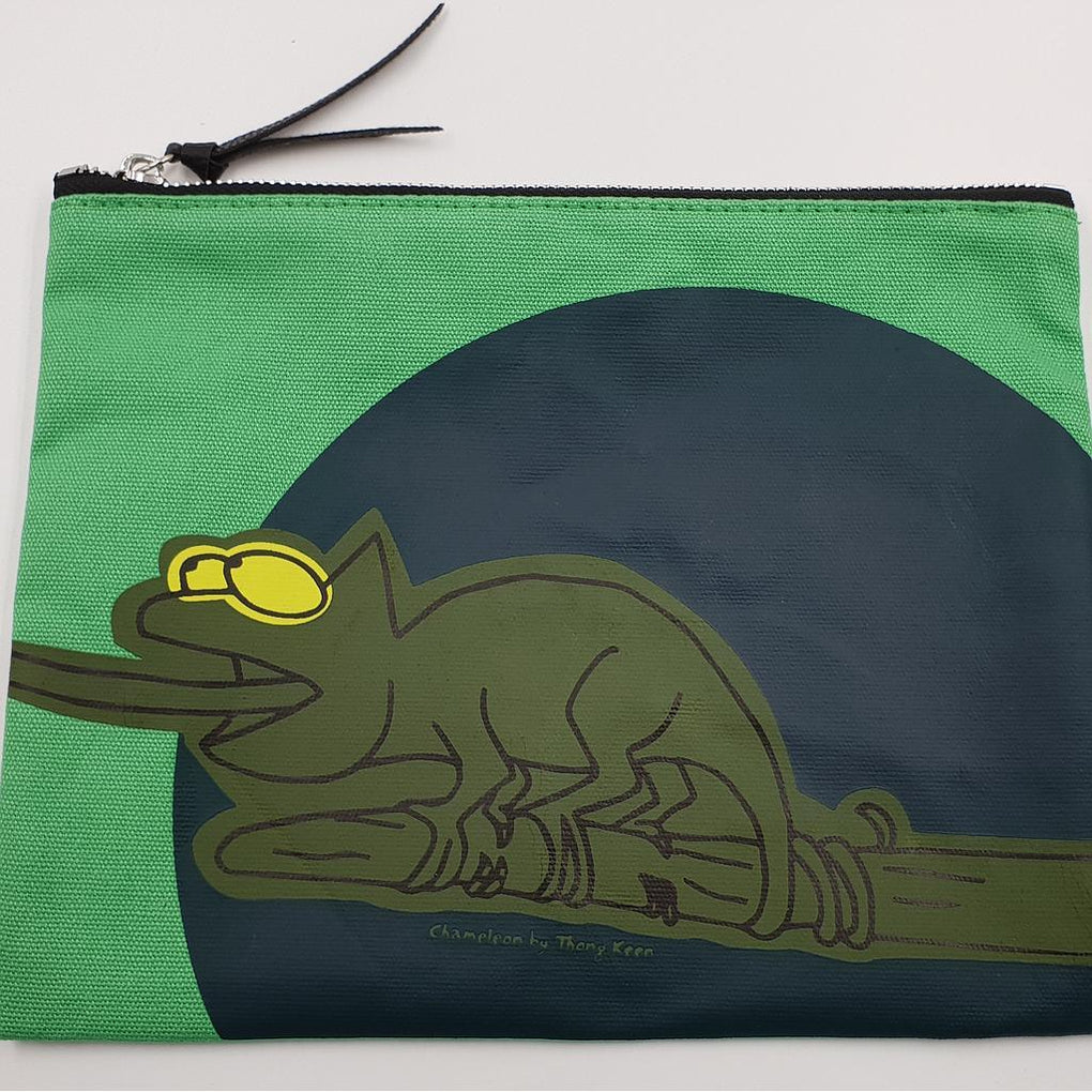 Animal Pouch+ Pouches The Animal Project Chameleon