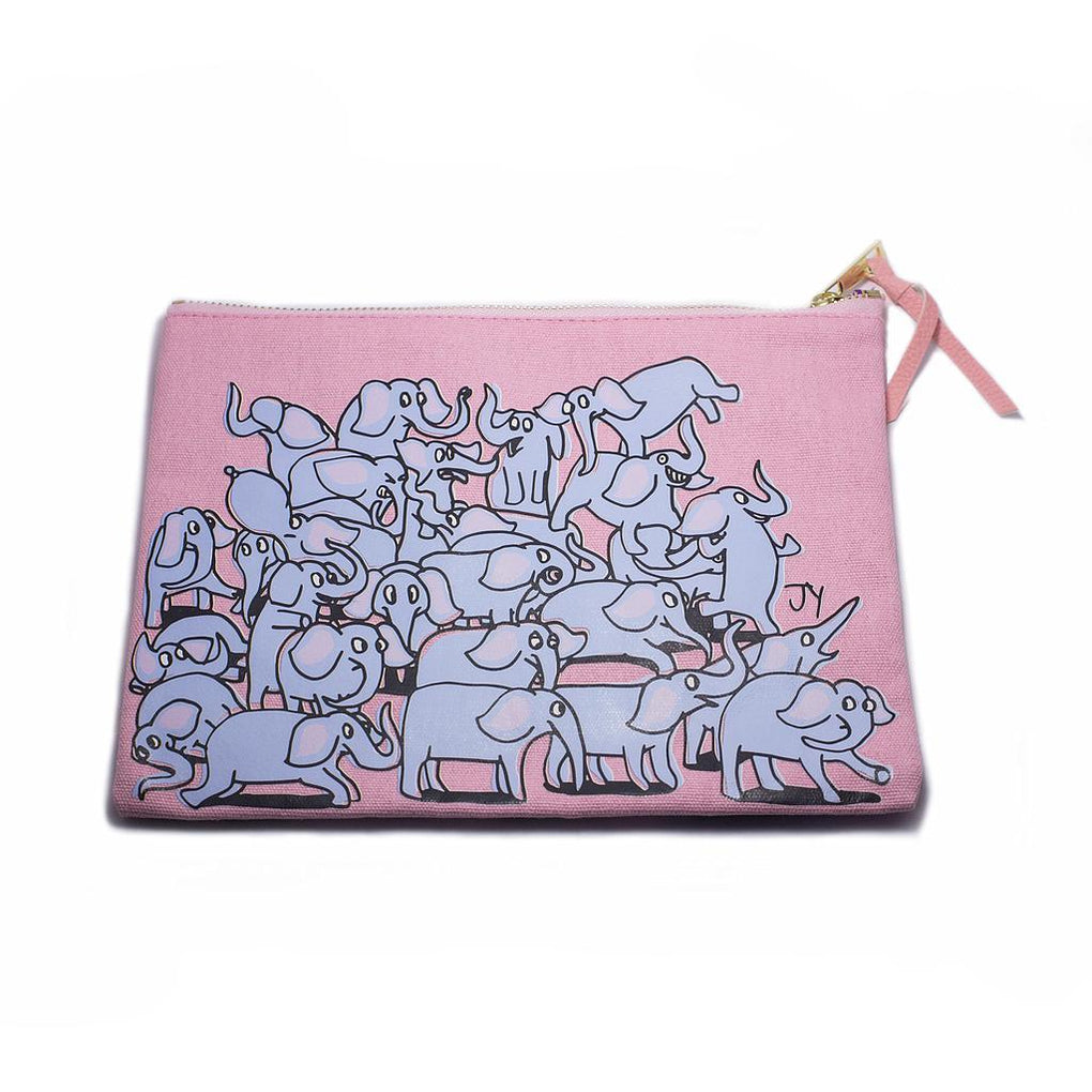 Animal Pouch+ Pouches The Animal Project Elephant