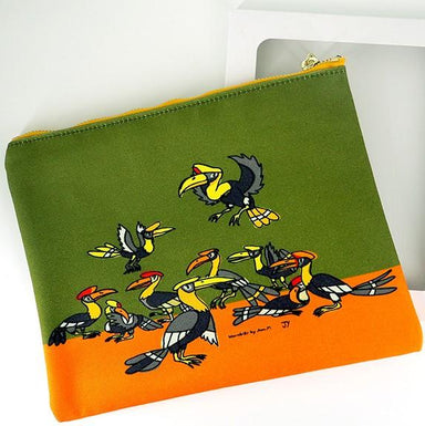 Animal Pouch+ Pouches The Animal Project Hornbills