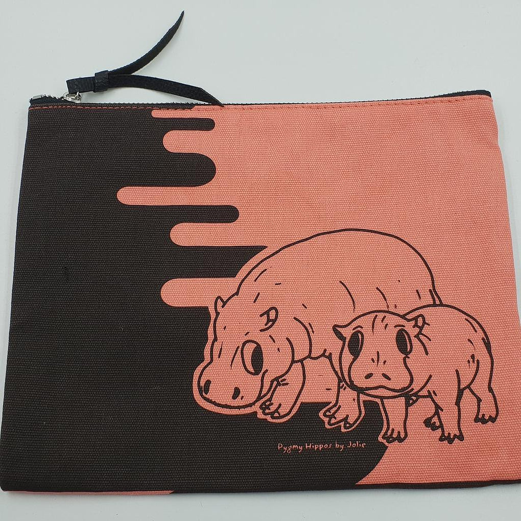 Animal Pouch+ Pouches The Animal Project Pygmy Hippos