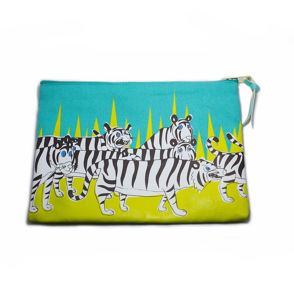 Animal Pouch+ Pouches The Animal Project White Tiger