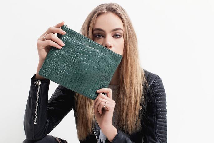 Anti-Heroine Clutch Clutches Status Anxiety