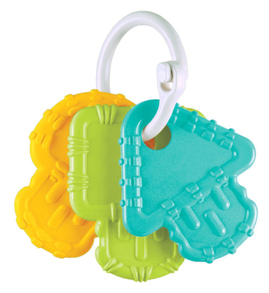 Aqua Teething Keys Children Cutlery Re-Play