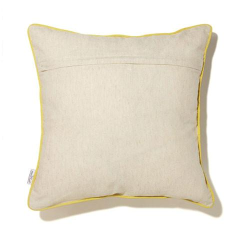 Arches Throw Pillow (Mustard) - Cushions - Stitches and Tweed - Naiise