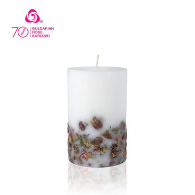 AROMATHERAPY Candle - Rose New Arrivals Naiise