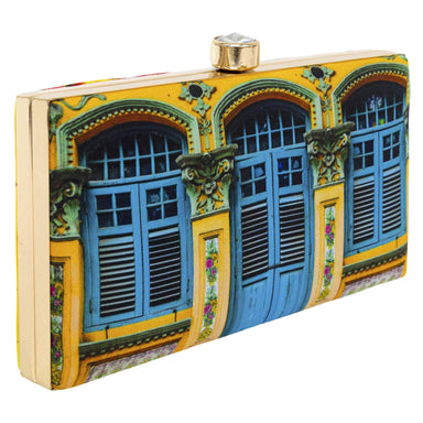 Art Deco Rectangular Clutch Local Clutches Photo Phactory