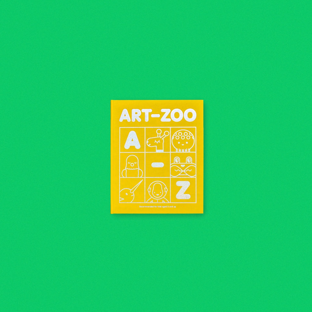 Art-Zoo : A-Z Book Children Books Art-Zoo