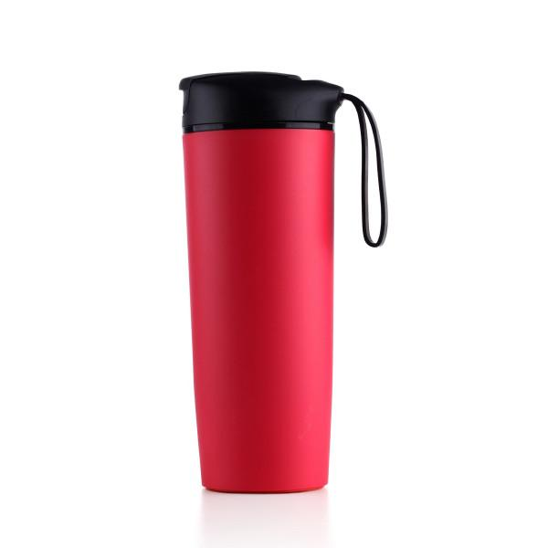 Artiart Suction Bottle Classic Mugs Artiart Red