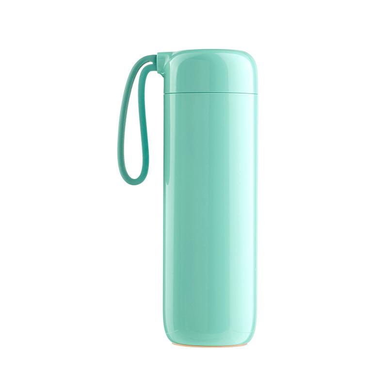 Artiart Suction Thermal Bottle - Cloud Thermal Flasks Artiart Green