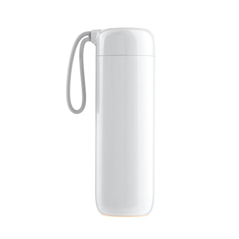 Artiart Suction Thermal Bottle - Cloud Thermal Flasks Artiart White