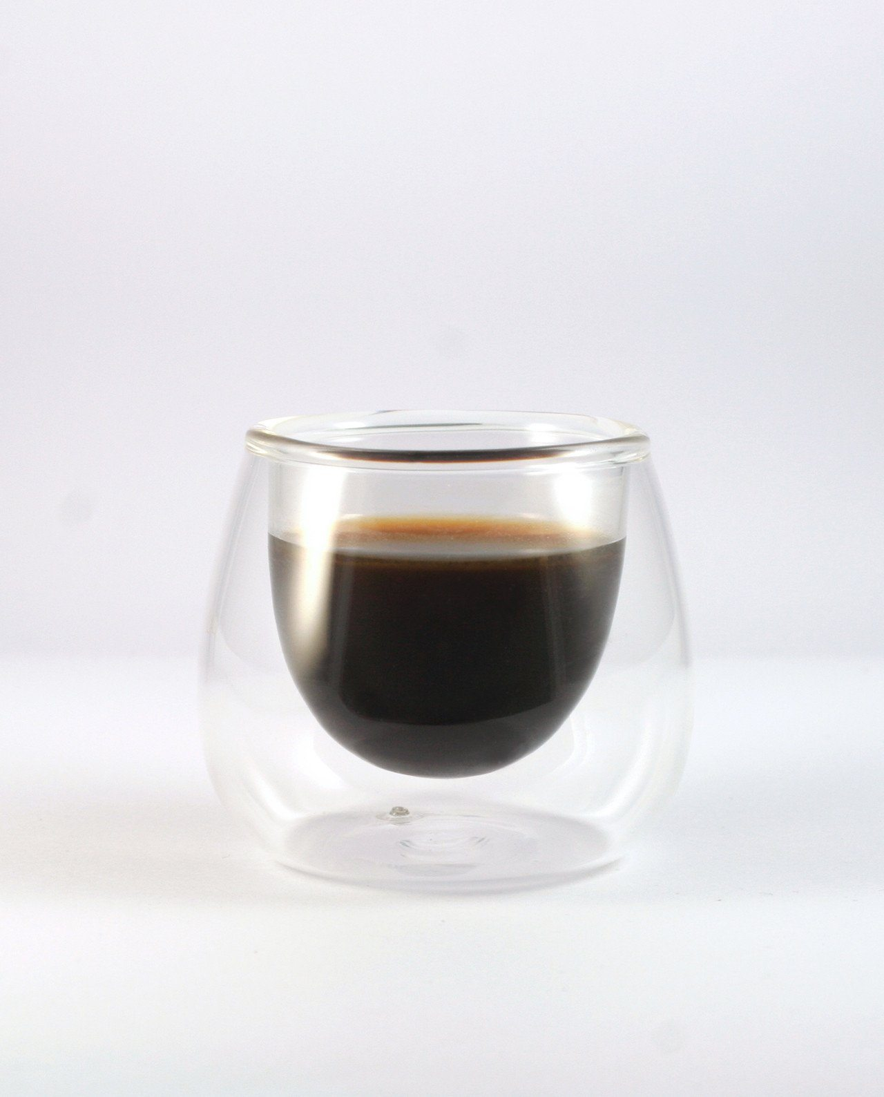 Artless Goods Double Wall Glass 60ml Drinkware Artless Goods