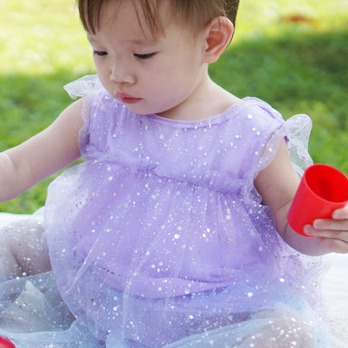 Aurora Tulle Dress Kids Clothing Anak & I