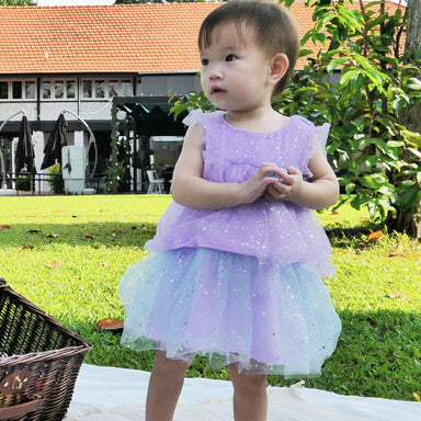 Aurora Tulle Dress Kids Clothing Anak & I 1T