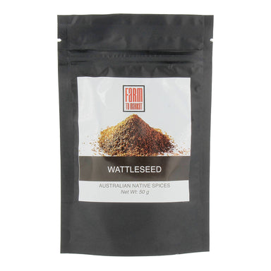Australian Wattleseed - Roast And Ground - Spices and Condiments - Farm To Market - Naiise