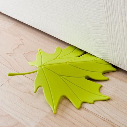 Autumn Leaf Door Stopper Home Decor Qualy