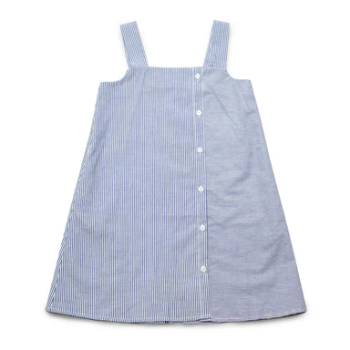 Avery Pinafore Dress - Girls' Dresses - twopluso - Naiise