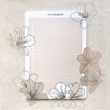 Azalea | Desktop Notepad New Arrivals Papercranes Design