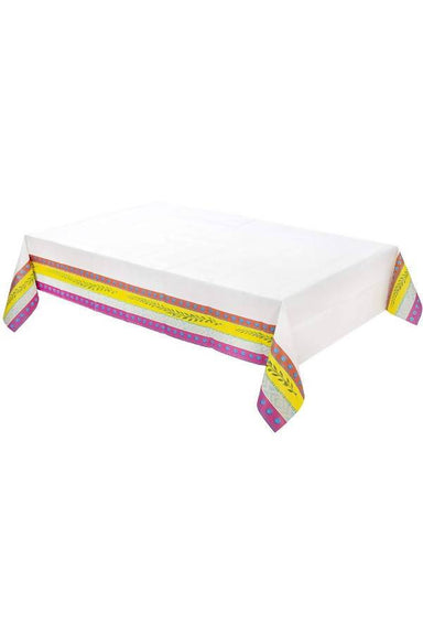 BOHO TABLE COVER (180CM X 120CM) PARTYWARE The Children's Showcase