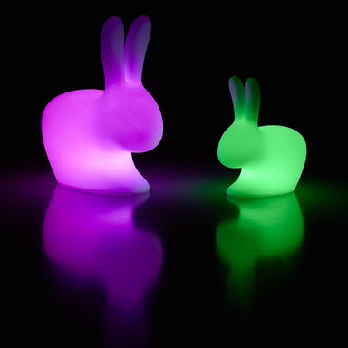 Baby LED Outdoor Rabbit Chair Nursery Décor Qeeboo