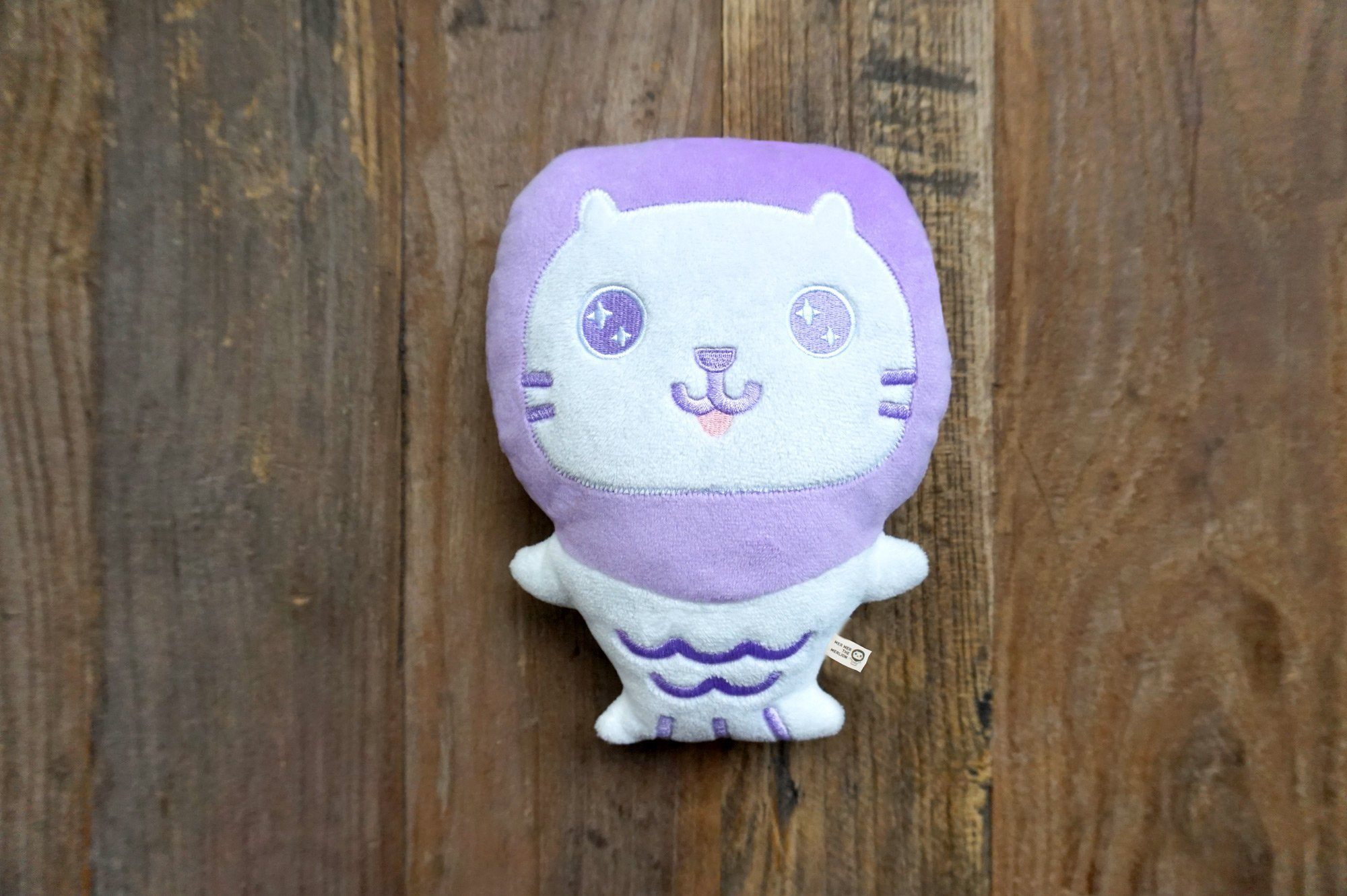 Baby Mer Mer the Merlion Plush (Starry eyed) - Local Plushies - The Forest Factory - Naiise