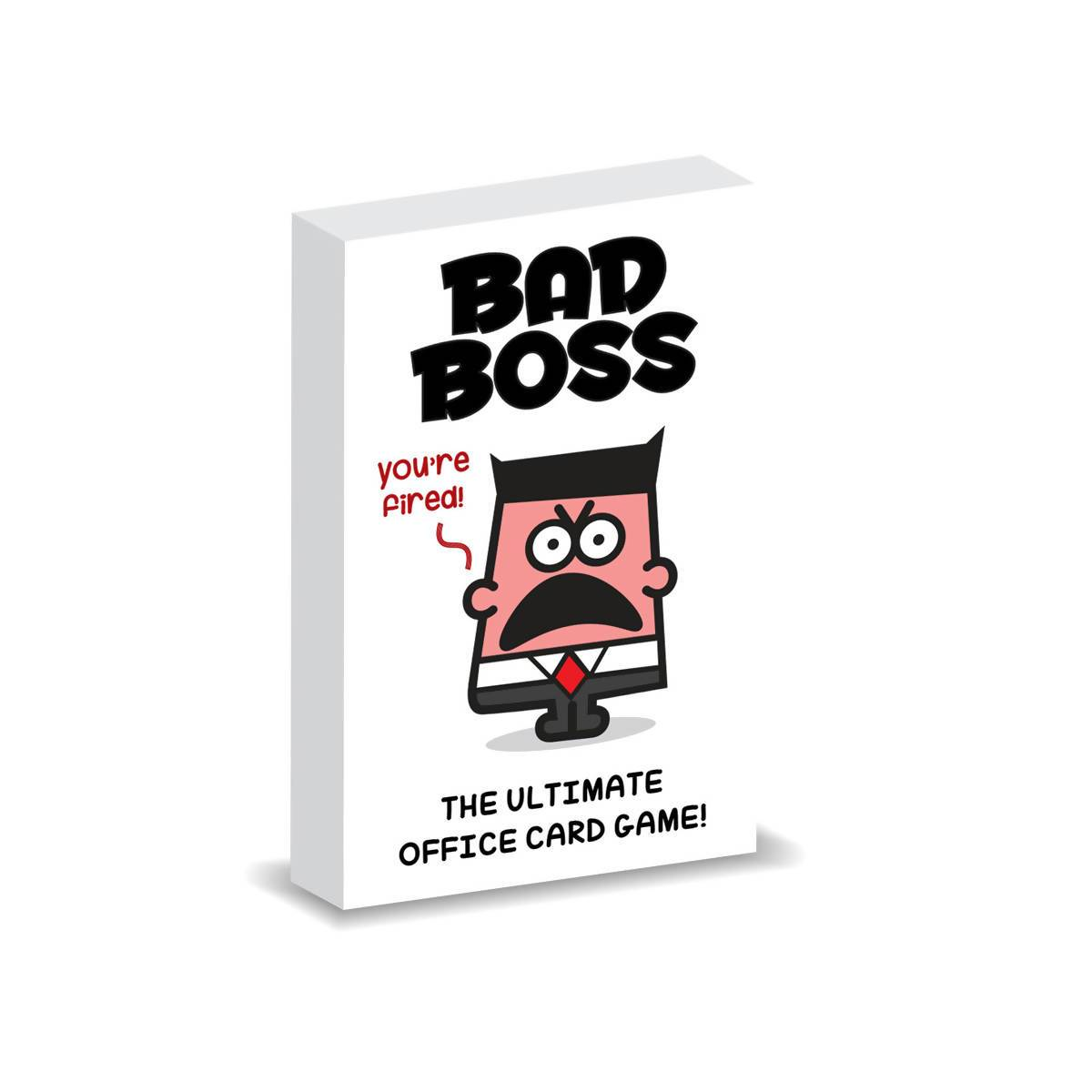 Bad Boss Card Game - New Arrivals - Zigzagme - Naiise
