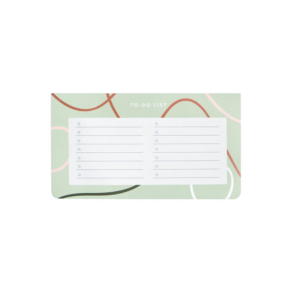 Bailey Seafoam Notepad Notepads The Paper Bunny