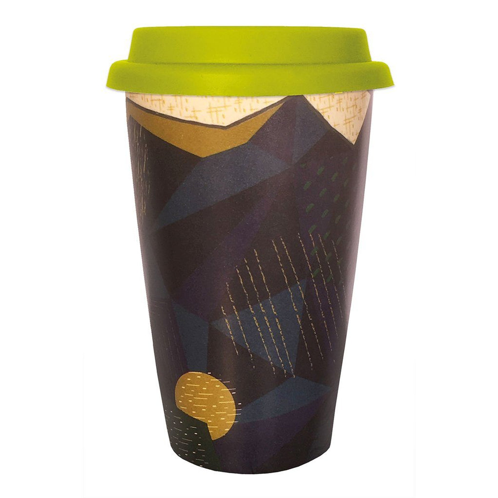 Bamboo Cups: Green and Blue Cups Global Journey