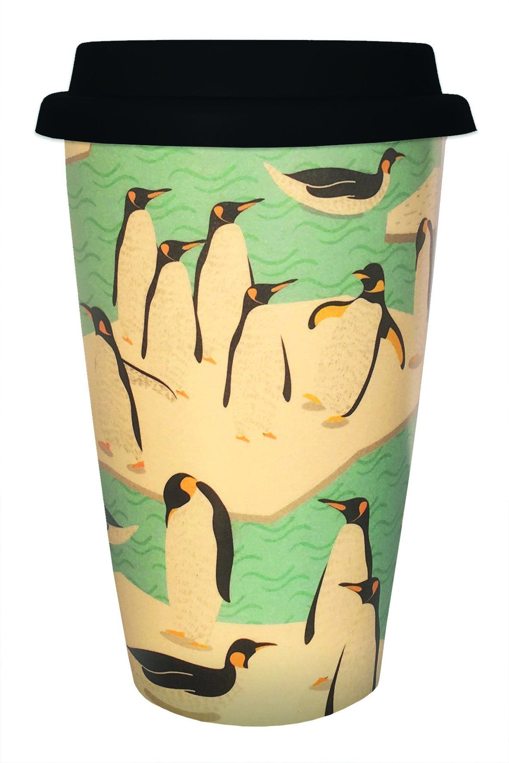 Bamboo Cups: Penguins Cups Global Journey