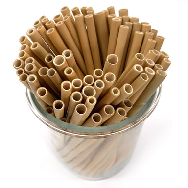 Bamboo Straw Drinking Straws Bamboo Straw Girl