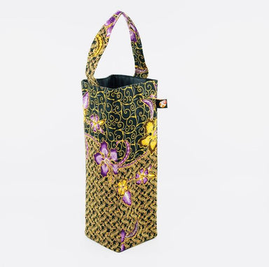 Batik Wine Bag - Wine Accessories - Java Eco Project - Naiise