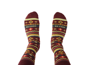 Be Free Socks - Socks - Talking Toes - Naiise