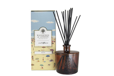 """Beach"" Reed Diffuser - Diffusers - Wavertree & London - Naiise"