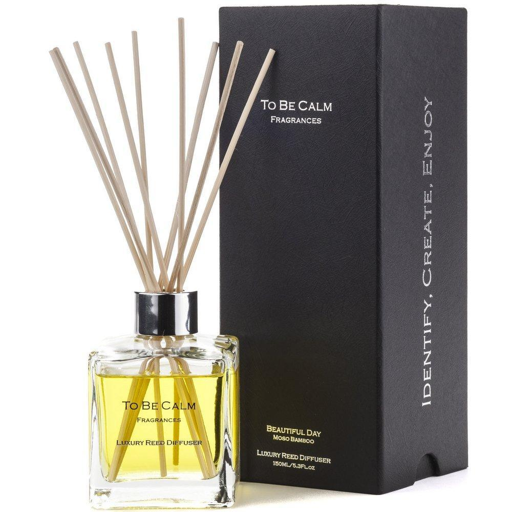 Beautiful Day - Moso Bamboo - Reed Diffuser Diffusers To Be Calm