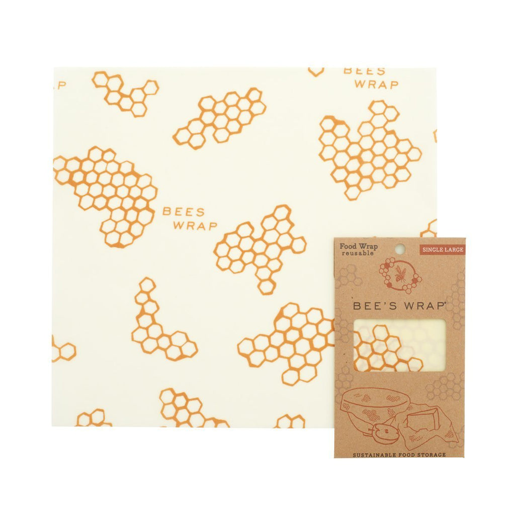 Bee's Wrap - Single Wraps Beeswax Wrap Bee's Wrap Large