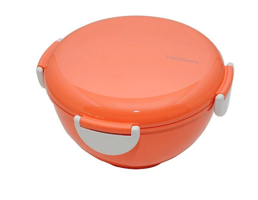 Bento Bowl - Coral Lunch Boxes Takenaka