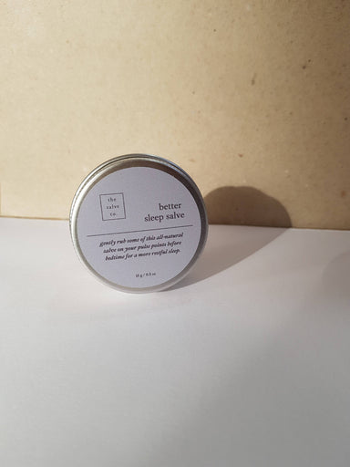 Better Sleep Salve by the Salve Co. - Sleeping Balm - The Salve Co. - Naiise
