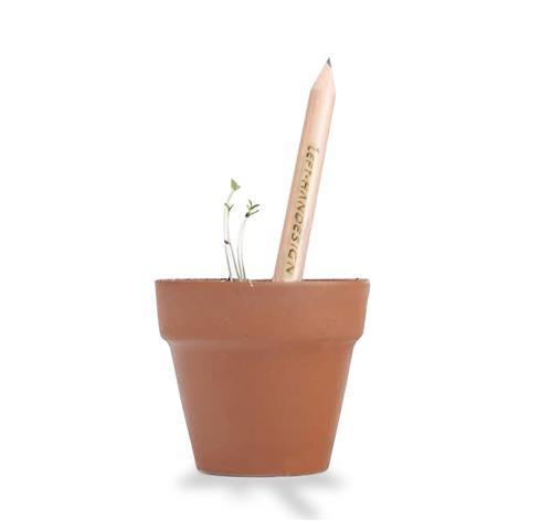 BĪJ Plantable Pencil - Stationery - Left-Handesign - Naiise